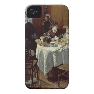 The Breakfast, 1868 (oil on canvas) iPhone 4 Cover