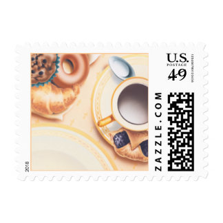 The Breakfast Club © Postage Stamp