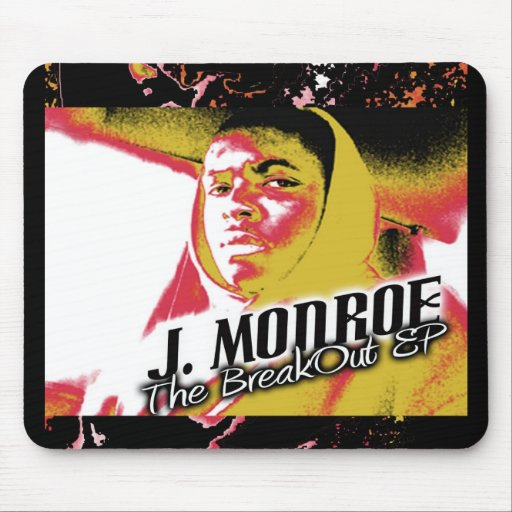 The BreakOut EP Mousepad