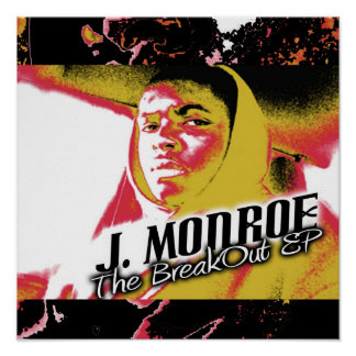 The BreakOut EP Poster