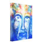 The Breakthrough Art By Victoria Lynn Hall Stretched Canvas Prints