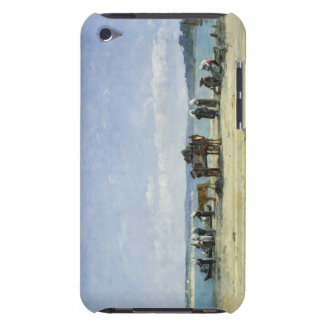 The Breton Fishermen's Wives, 1870-73 (oil on pane Barely There iPod Cover