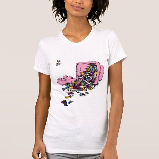 The Brick Dept - Pink Bucket Shirt