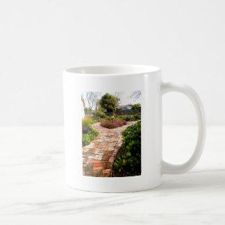 The Brick Heart Path Coffee Mug