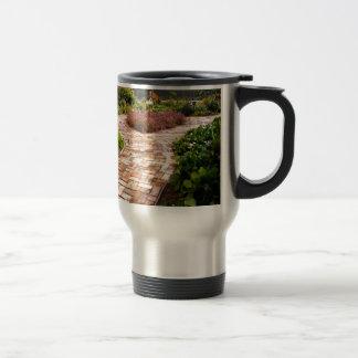 The Brick Heart Path Travel Mug