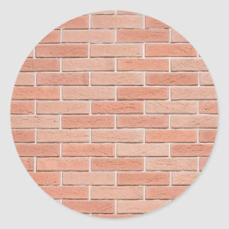 The Bricks Classic Round Sticker