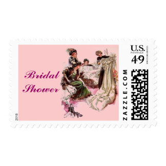 The Bridal Gown Postage
