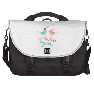 The Bride And Groom Commuter Bag