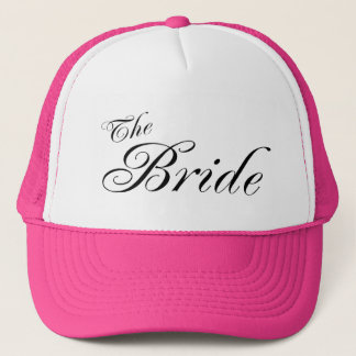 The Bride (Blk) Trucker Hat