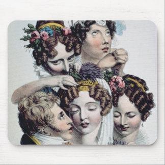 The Bride, c.1820 (litho) Mouse Pad