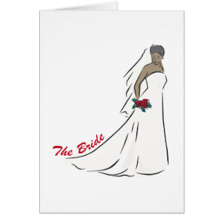 The Bride Cards