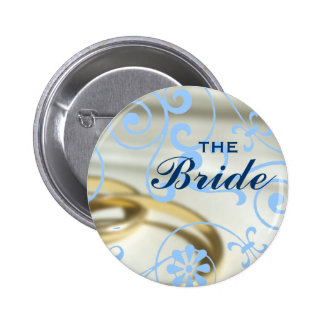 The Bride (Color Customizable) Buttons