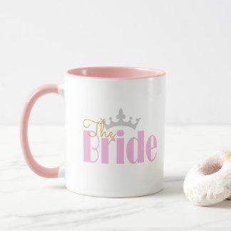 The-Bride-crown.gif Mug