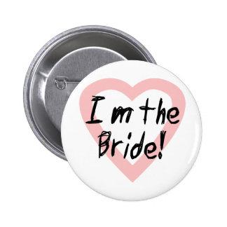 The Bride design! Button
