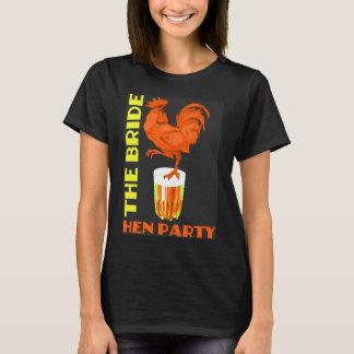 The bride,hen do, hen night T-Shirt