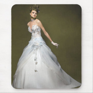 THE BRIDE MOUSE PAD