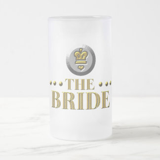 THE BRIDE MUG ROYALE