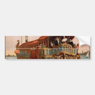 The Bride of the sea Car Bumper Sticker
