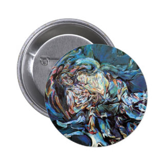 The Bride of the Wind (The Tempest) 2 Inch Round Button