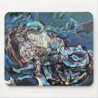 The Bride of the Wind (The Tempest) Mouse Pad