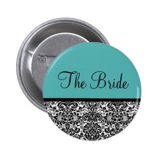 The Bride Pinback Button