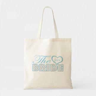"""""""THE BRIDE"""" SHOPPING BAG"""