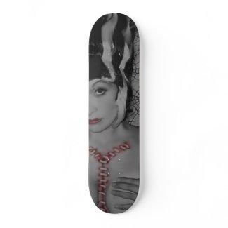 The Bride Skateboard skateboard