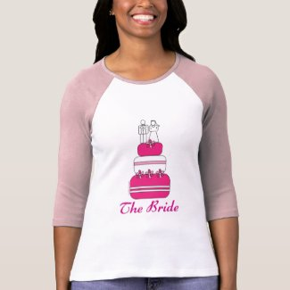 The Bride T-shirt and Gifts shirt