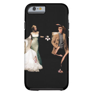 The Bride, The Groom Tough iPhone 6 Case
