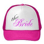 The Bride Trucker Hat