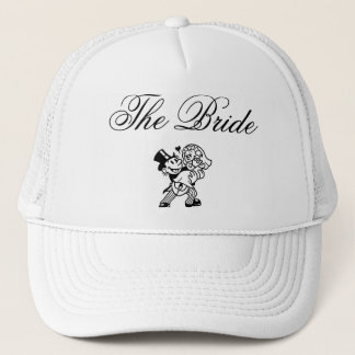 The Bride Wedding Hat