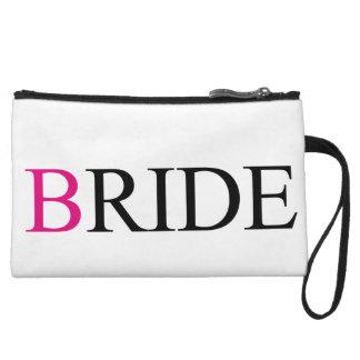 The Bride Wristlet