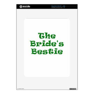 The Brides Bestie iPad Skins
