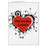The Bride's Cousin Card