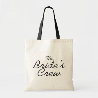 The Brides Crew Tote Bags