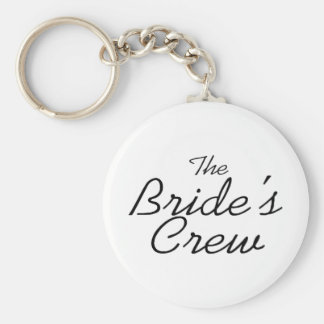 The Brides Crew Key Chains