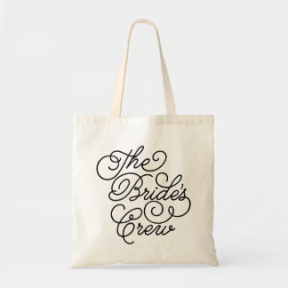 The Bride's Crew Tote Bag