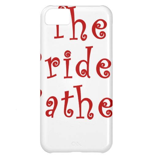 The Brides Father iPhone 5C Case