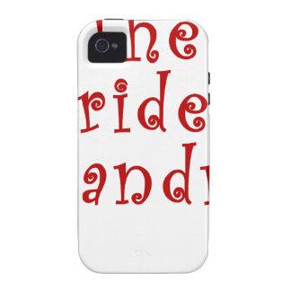 The Brides Grandma Case-Mate iPhone 4 Cases