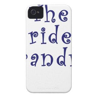 The Brides Grandma iPhone 4 Case-Mate Case