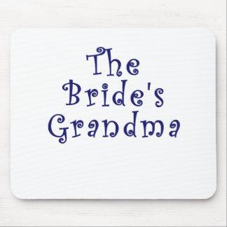 The Brides Grandma Mouse Pad