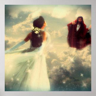 The Brides Invitation Print