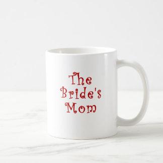 The Brides Mom Mug