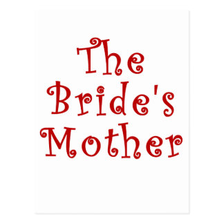 The Brides Mother Postcards