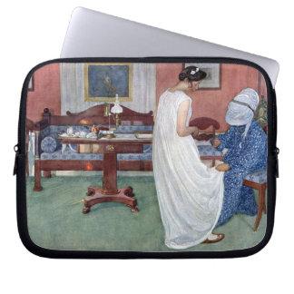 The Bridesmaid 1910 Laptop Sleeve