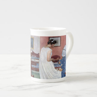 The Bridesmaid 1910 Tea Cup