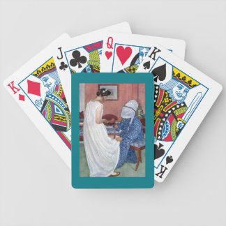The Bridesmaid Bicycle Playing Cards