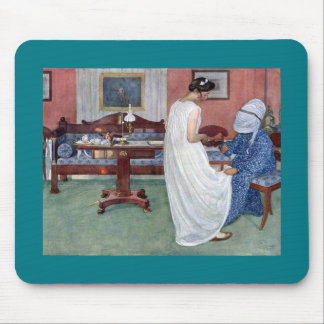 The Bridesmaid Mouse Pad