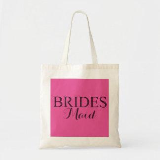 The Bridesmaid Tote Bag