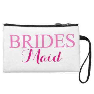 The Bridesmaid Wristlet Wallet
